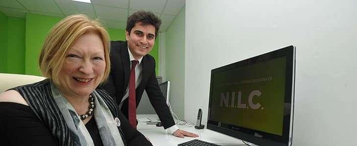 Edwina Hart AM Officially Opens NILC