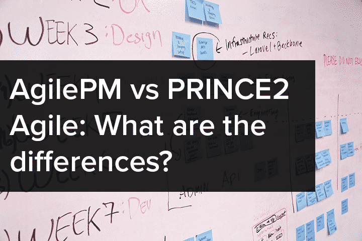 AgilePM vs PRINCE2 Agile: What are the differences?