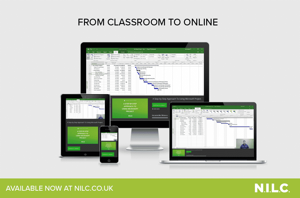 Microsoft Project Online Training Courses