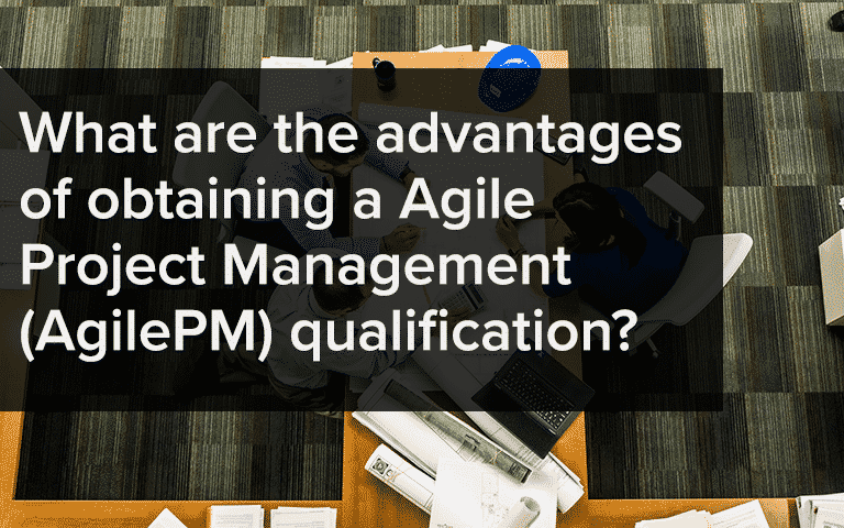 What are the advantages of obtaining Agile Project Management (AgilePM) qualification?