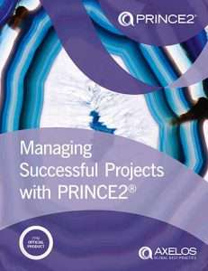 PRINCE2 Manual Included in NILC Courses