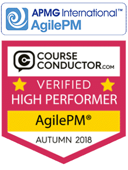 NILC PRINCE2 and PRINCE2 Agile Accreditation Badges