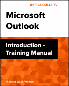 Microsoft Outlook Introduction Training Manual