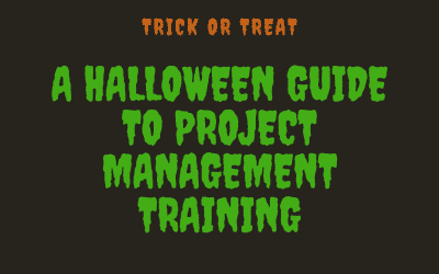Trick or Treat: A Halloween Guide to Project Management Training