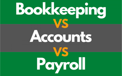Bookkeeping, Accounting and Payroll: What is the difference and how can Sage help?