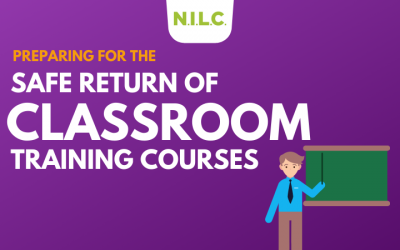 How NILC is preparing for the safe return of classroom training courses